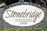Stonebridge community sign